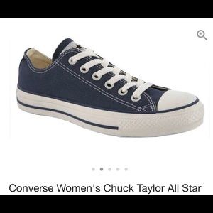Conver All Star Chuck Taylor Shoes 8.5 Women